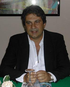 Roberto Fiore, leader di Forza Nuova